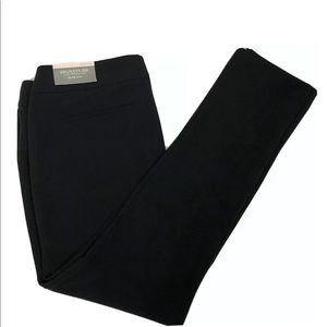Ann Taylor Signature Slim Leg Pants Trousers